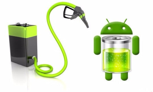 Poupar bateria no Android