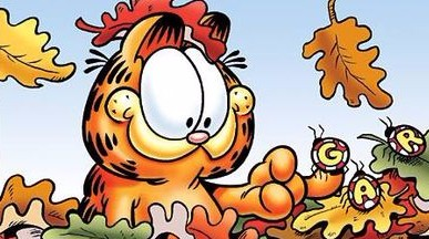 Garfield Outono