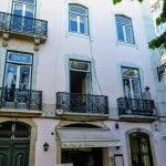 Largo do Carmo, em Lisboa: veja o prédio onde Fernando Pessoa morou