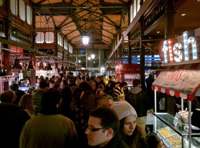 Mercado de San Miguel | Madri