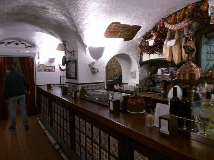Las Cuevas de Luis Candelas   Restaurante em Madri