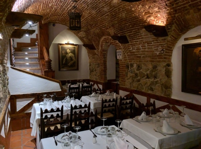 Las Cuevas de Luis Candelas | Restaurante em Madri