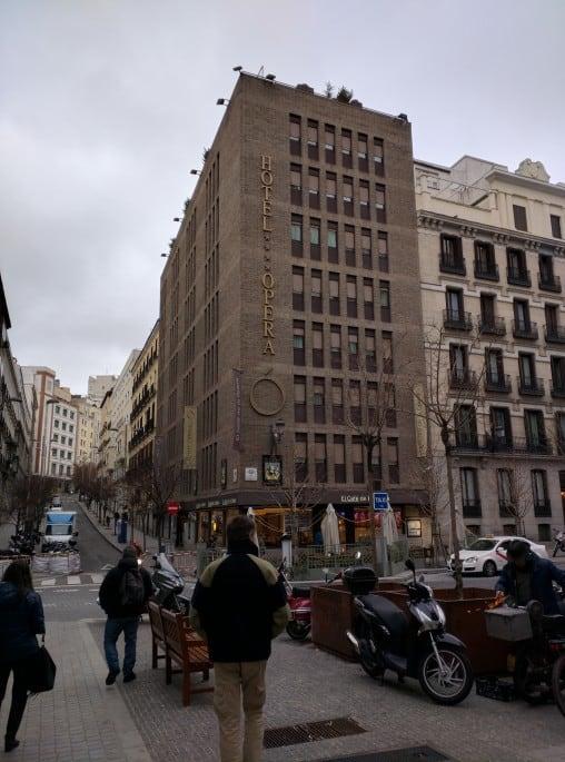 Hotel Ópera | Madri