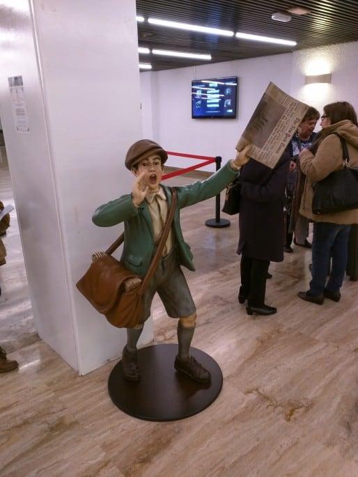 Exposição Titanic