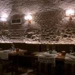 Bar e restaurante Café de Oriente, em Madri
