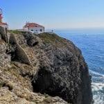 Cabo de São Vicente: cenário belíssimo em Sagres (Algarve, Portugal)