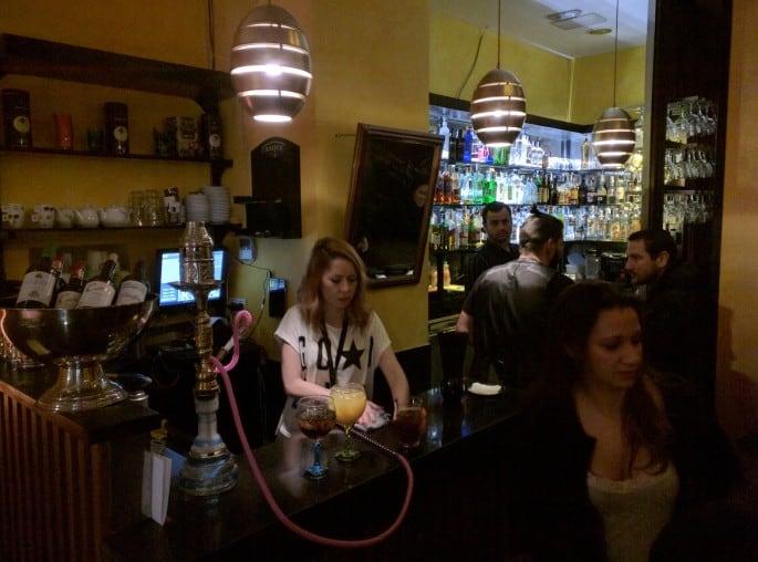 Alive Bar | Madri