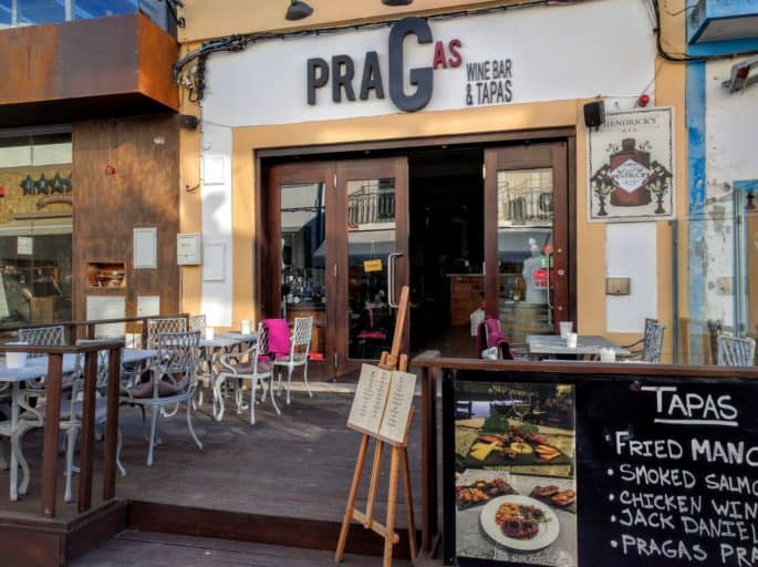Pragas - Wine Bar & Tapas | Alvor | Algarve, Portugal