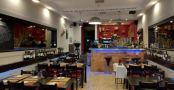 Pragas Wine Bar & Tapas, em Alvor (Algarve, Portugal)