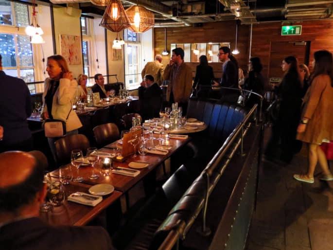 Restaurante Heddon Street Kitchen | Gordon Ramsay | Londres