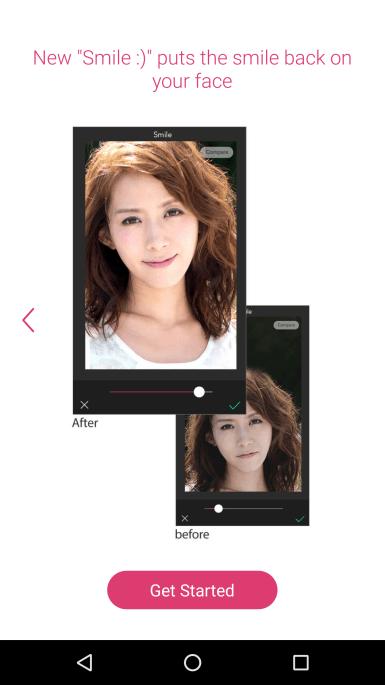 YouCam Perfect: edite sua foto para ganhar um sorriso
