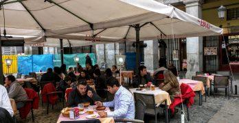 Eboli: dica de restaurante na Plaza Mayor, em Madri