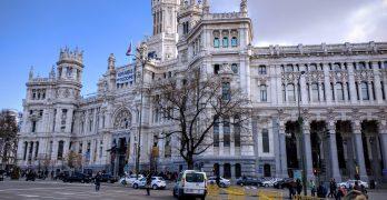 Madri dá boas vindas a refugiados