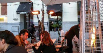 Ramses Life: restaurante em Madri, perto da Puerta de Alcalá