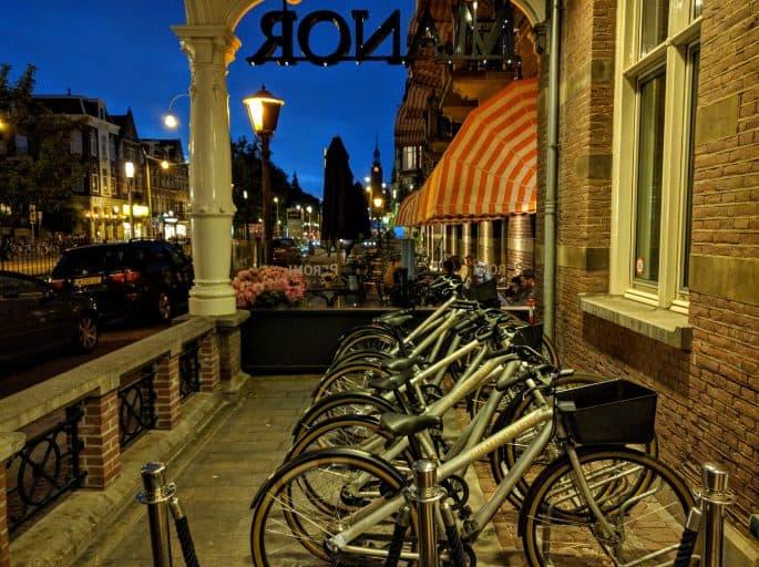 Bicicletas para alugar no Hampshire Hotel - The Manor Amsterdam