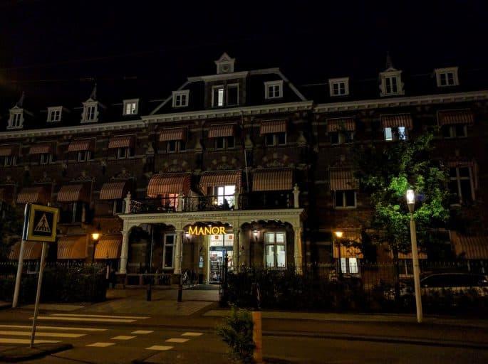 Fachada do Hampshire Hotel - The Manor Amsterdam