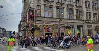 O divertido Museu Madame Tussauds, em Amsterdã