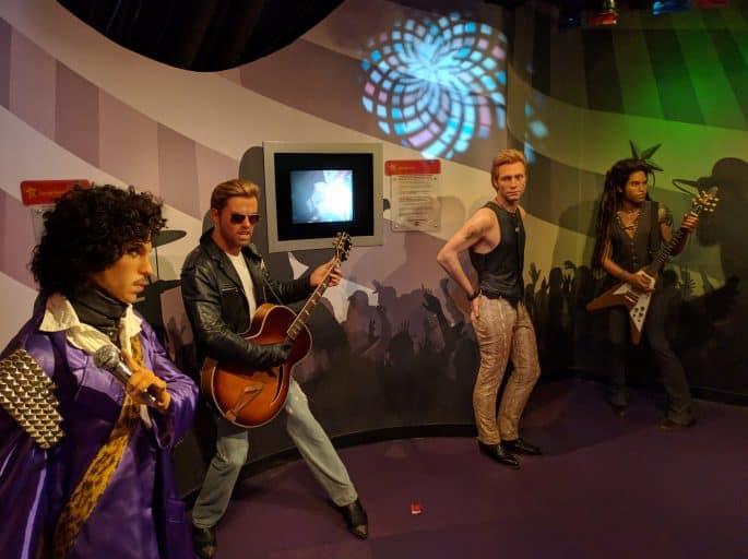 Museu Madame Tussauds de Amsterdã