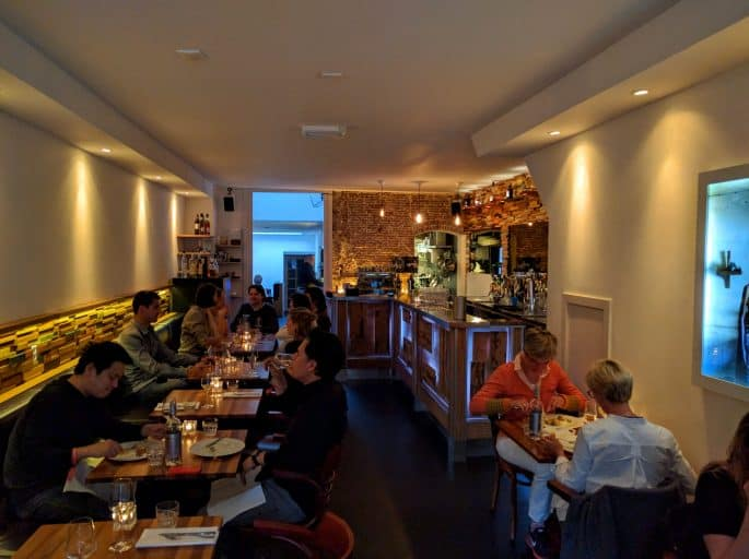 Adam Restaurant, em Amsterdã | Interior