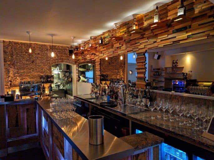 Adam Restaurant, em Amsterdã | Bar