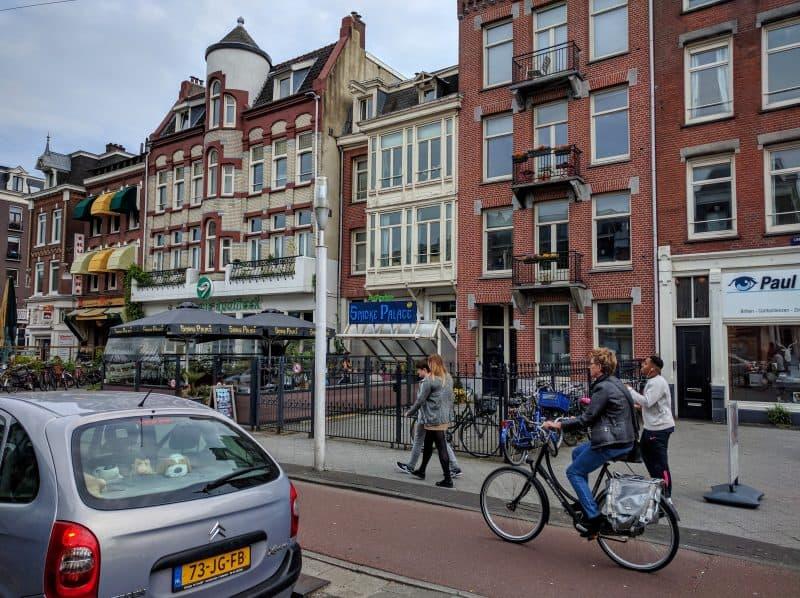 Coffeeshop em Amsterdã | Smoke Palace