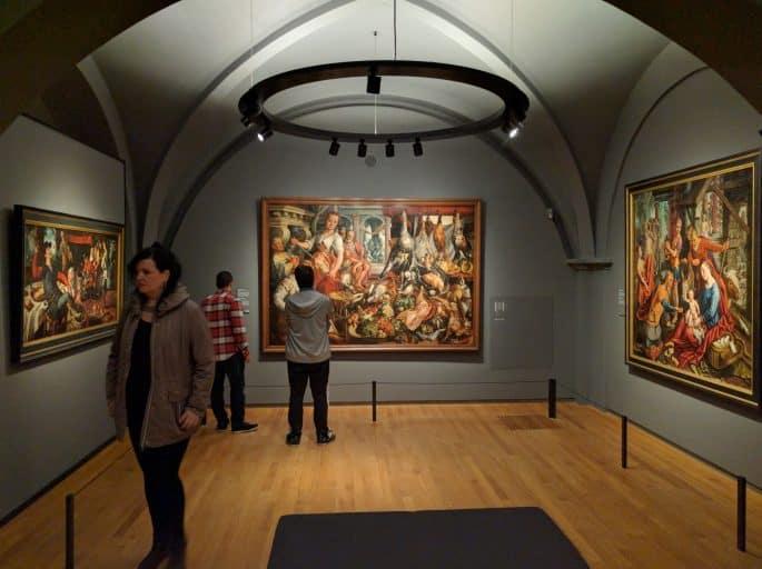 Rijksmuseum - Amsterdã | Pinturas expostas