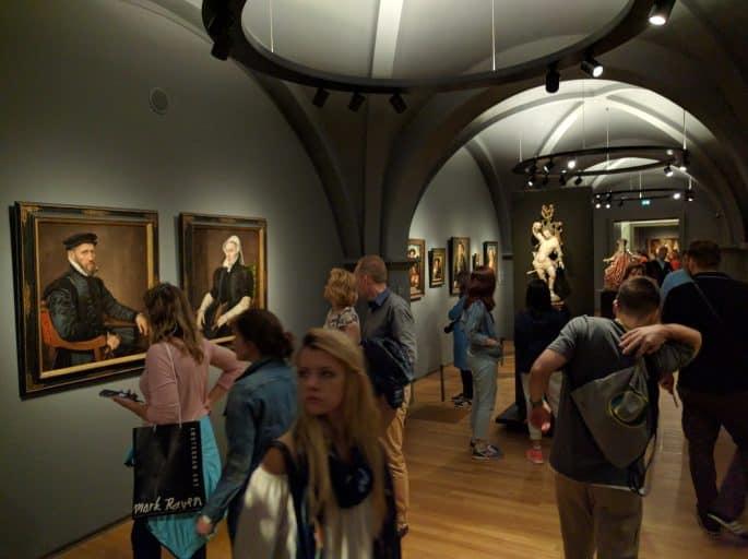 Rijksmuseum - Amsterdã | Mais pinturas expostas