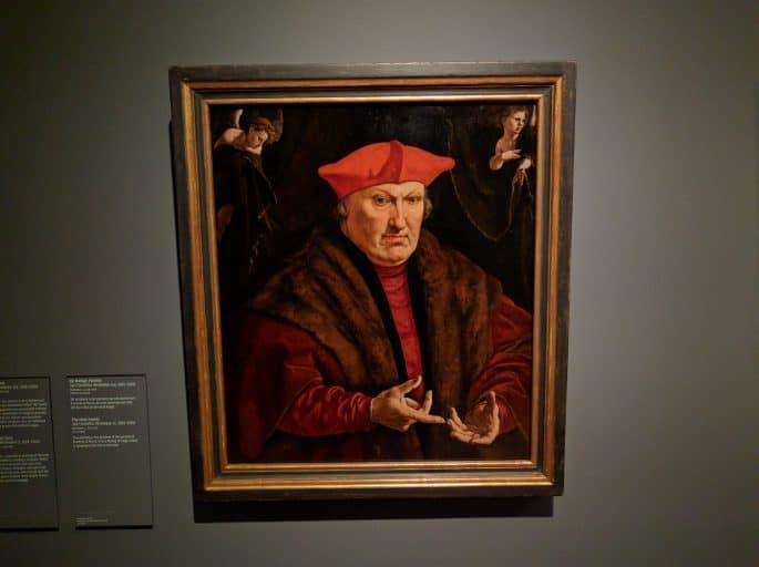 Rijksmuseum - Amsterdã | Uma pintura