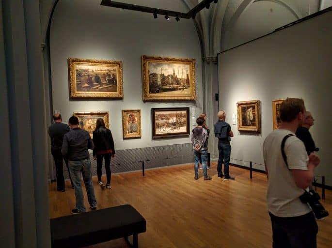 Rijksmuseum - Amsterdã | Pinturas