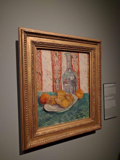 Rijksmuseum - Amsterdã | Pintura de Van Gogh