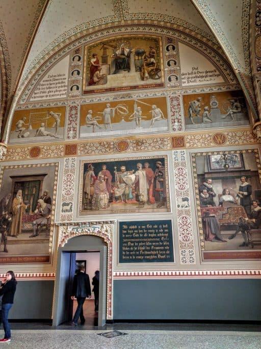Rijksmuseum - Amsterdã | Piso superior