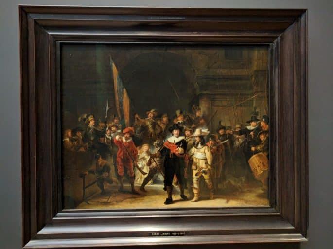 Rijksmuseum - Amsterdã | Área de Rembrandt