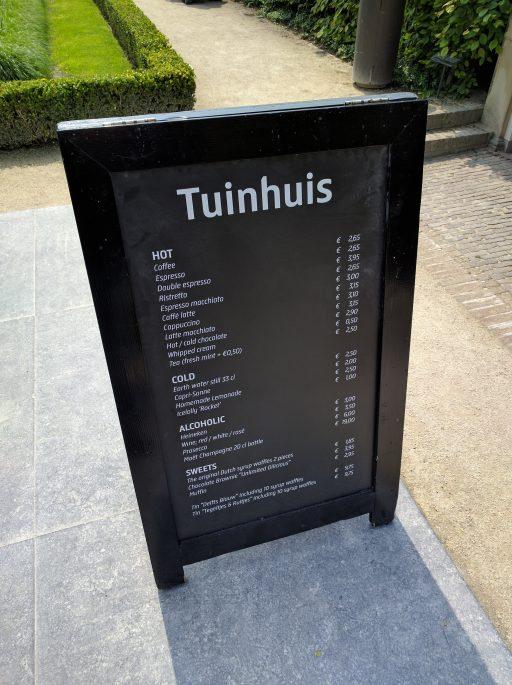 Rijksmuseum - Amsterdã | Jardim