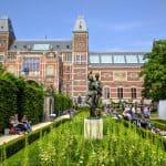 O incrível Rijksmuseum, em Amsterdã