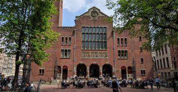 Café em Amsterdã: conheça o Grand Cafe Beurs van Berlage