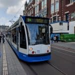 Transporte público em Amsterdã: o eficiente TRAM
