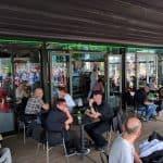 Cobra Café: bar na Museumplein, em Amsterdã
