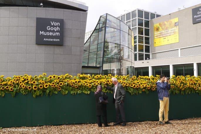 Museu Van Gogh, em Amsterdã