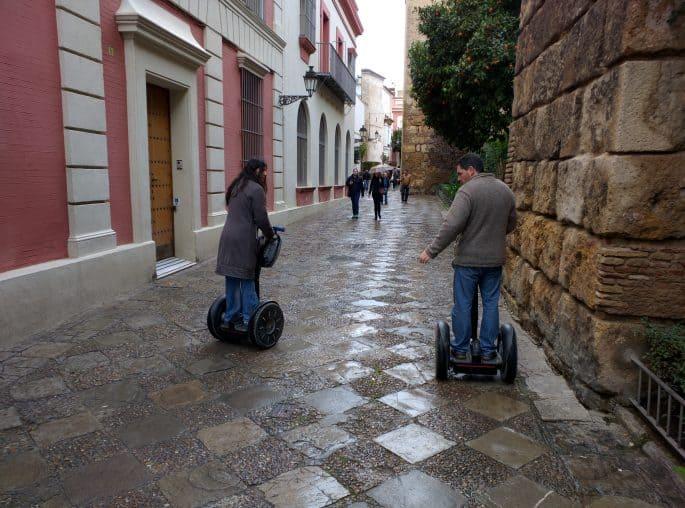 Segway em Sevilha