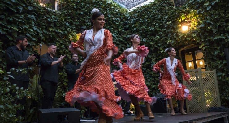 Imperdível show de flamenco em Córdoba (Espanha)