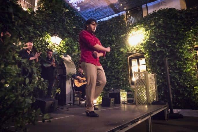 Flamenco em Córdoba: Compañía Flamenca Desirée Calero La Merenguita | Dançarino