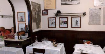Café Restaurante Martinho da Arcada, em Lisboa: excelência… e ligação com Fernando Pessoa e José Saramago