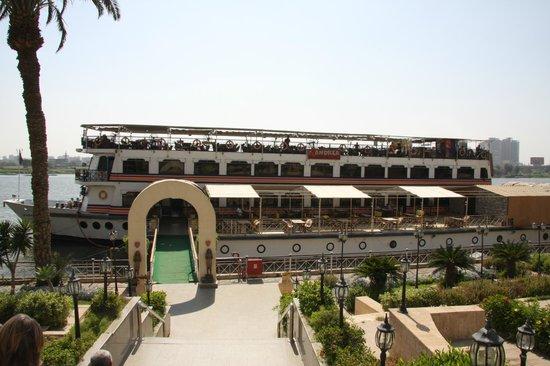 Ganhe um cruzeiro no Rio Nilo