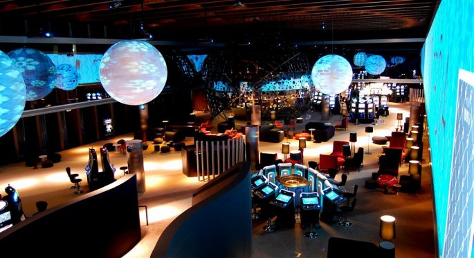 Casino de Tróia
