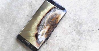 Risco de explosão do Galaxy Note 7: pode haver proibição em vôos