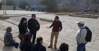 Dica de guia de turismo no Egito: Haitham Aguilucho