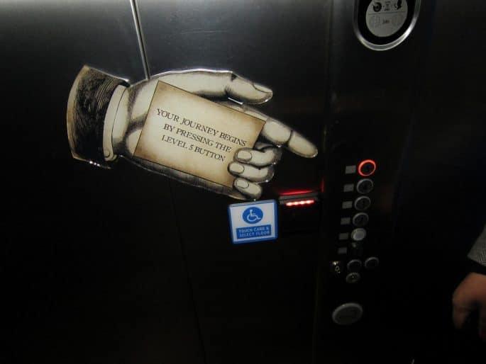 Museu Ripley's Believe It or Not!, em Londres