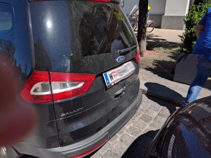 Táxi e Uber em Viena