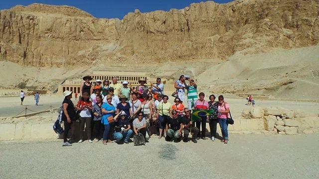 Guia de turismo no Egito: Haitham Aguilucho