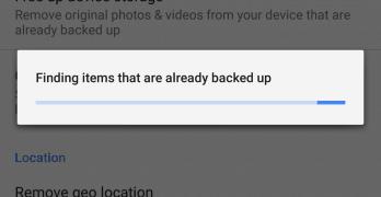 Google Fotos: libere espaço ocupado por fotos e vídeos